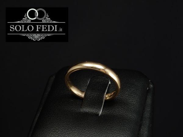 fede matrimoniale unoaerre comoda oro a Torino