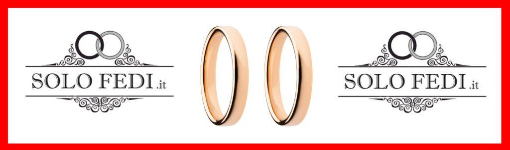 bon marché styles classiques design intemporel Le Fedi in Oro Rosa - Solo Fedi a Torino - Descrizione e ...