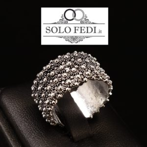 Fede Sarda argento - Fasolo Gioielli a Torino