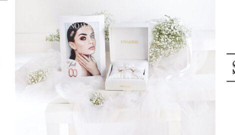 Lo Scrigno – Cofanetto regalo porta Fedi – Wedding Box UNOAERRE