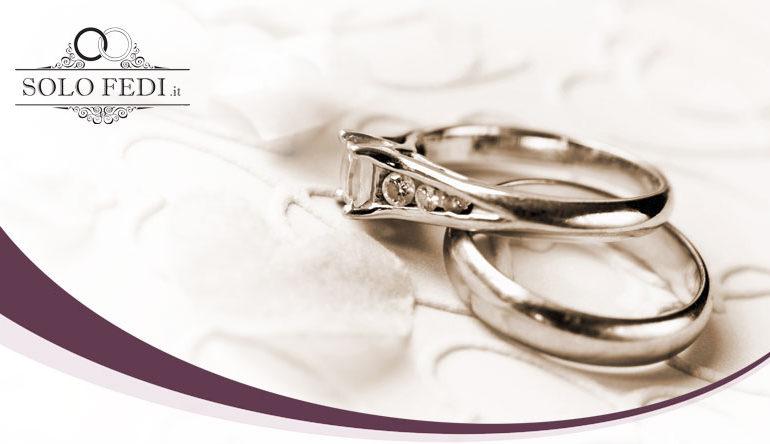 fede fedina anello matrimonio fidanzamento