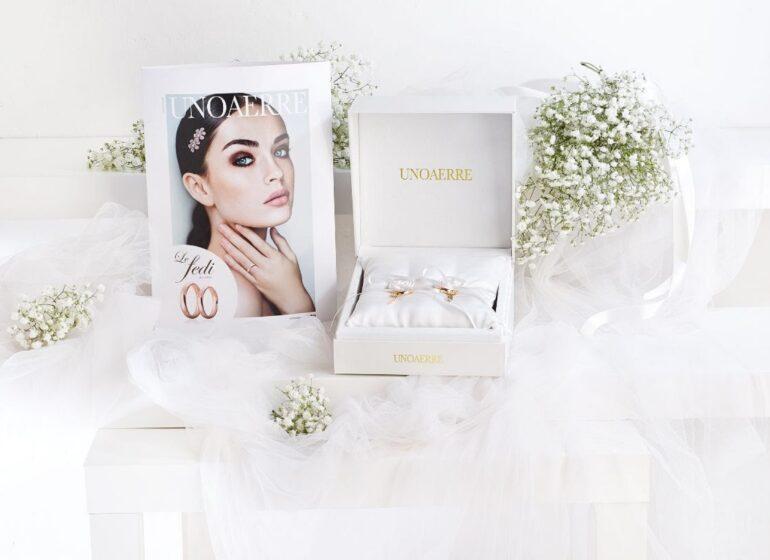 wedding box unoaerre - solo fedi torino